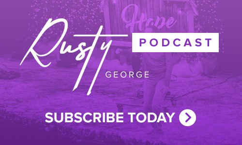Subscribe to The Rusty George Podcast