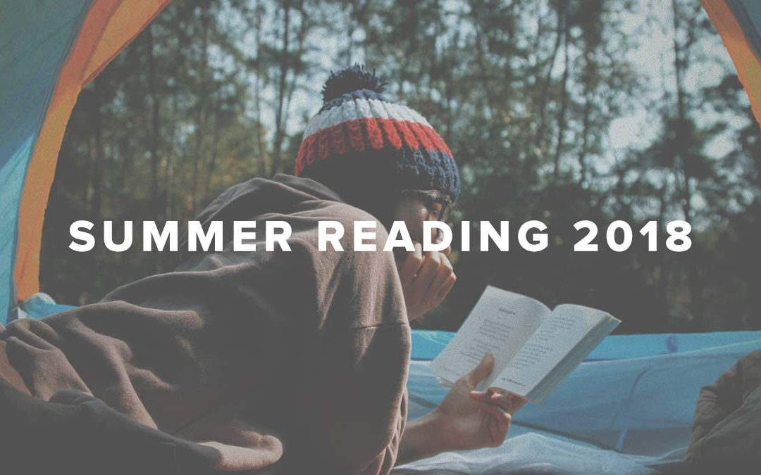 Rusty George - Summer Reading 2018