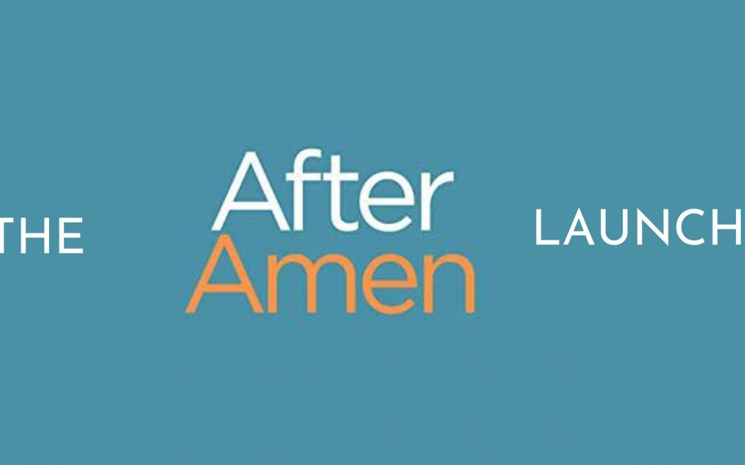 "Join the ""After Amen"" Launch Team!"