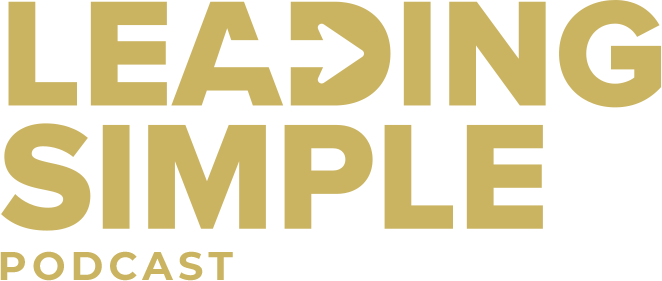 Leading Simple Podcast with Rusty George
